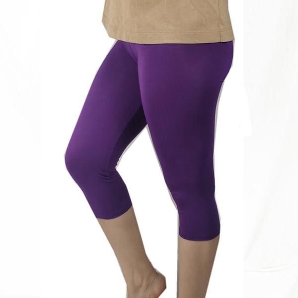 ameixa leggings
