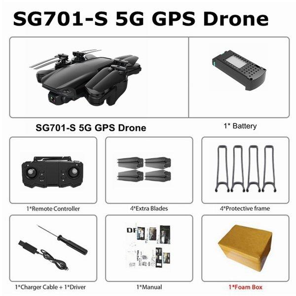 SG701S 1Battery köpük