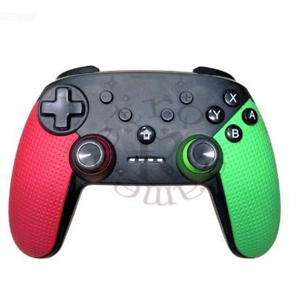 1pcs red green