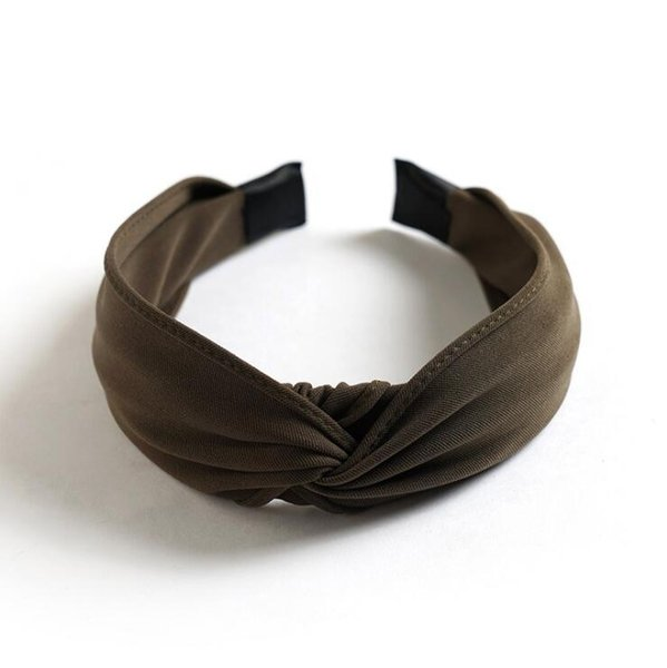 Vert foncé Hairband