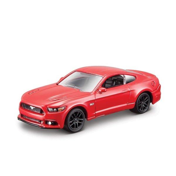 Mustang GT 2015 Red
