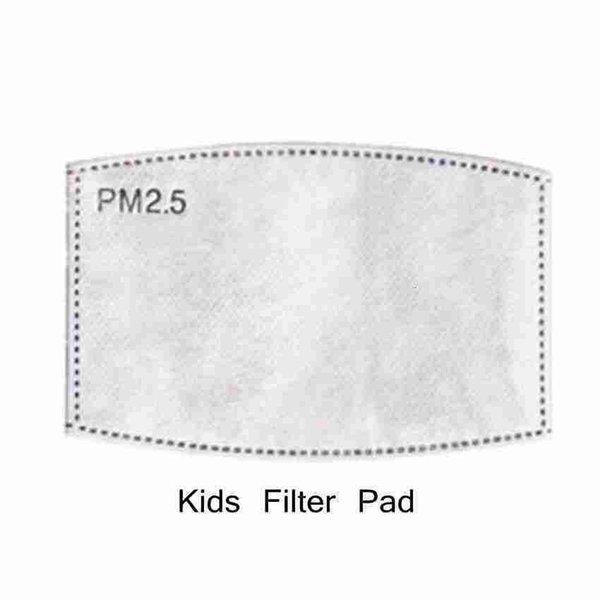 1pcs enfants Filter Pad