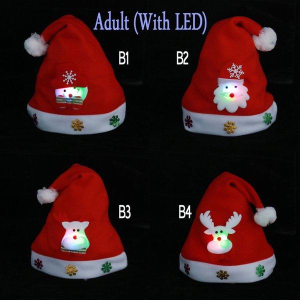 Los colores mezclados (con LED) para el adulto