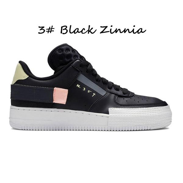 # 3 Zinnia negra