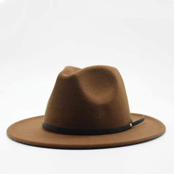 Brun clair-Size59-61cm