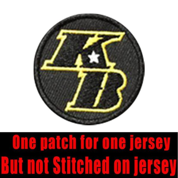 +K patch ( Not sewn on the Jersey )