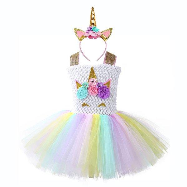 Vestido de unicornio 3
