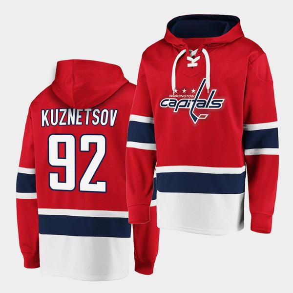 92 Evgeny Kuznetsov