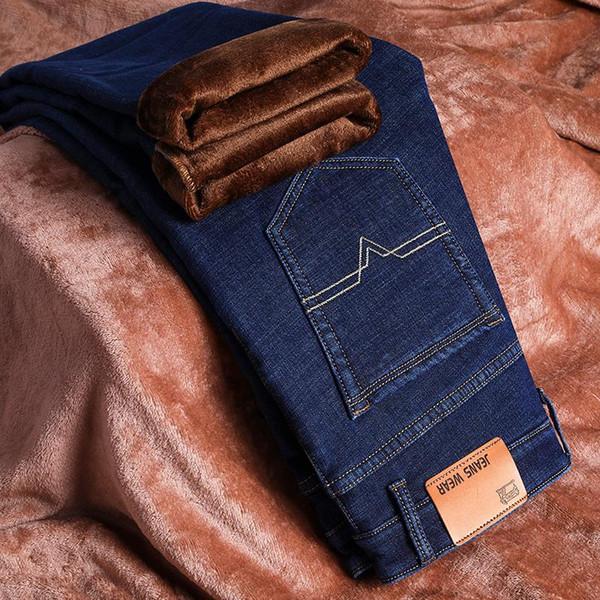 Blaue Fleece