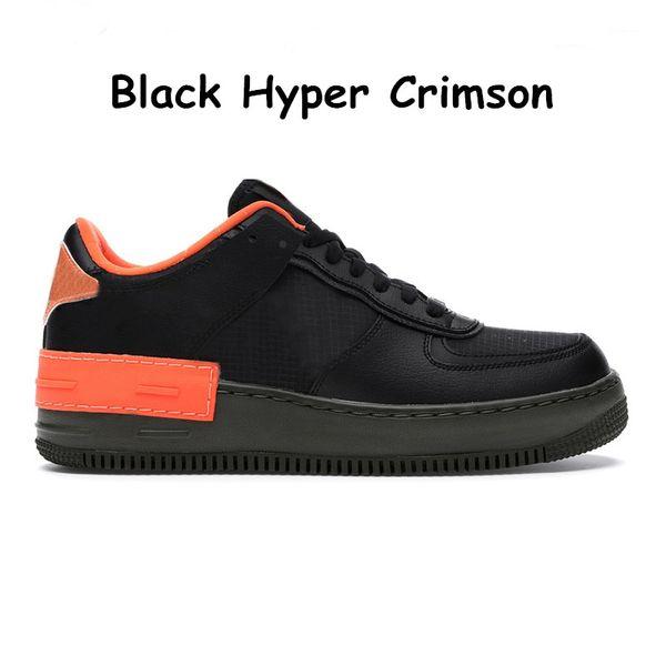 6 Black Hyper Crimson Cargo Khaki 36-45
