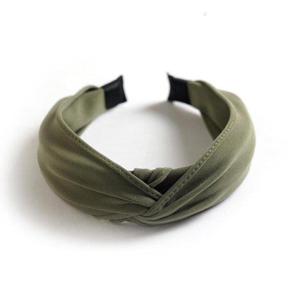 Bras Vert Hairband