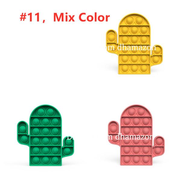 # 11, mélange couleur