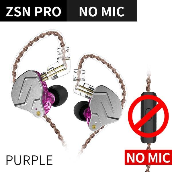 фиолетовый нет микрофонного Китай