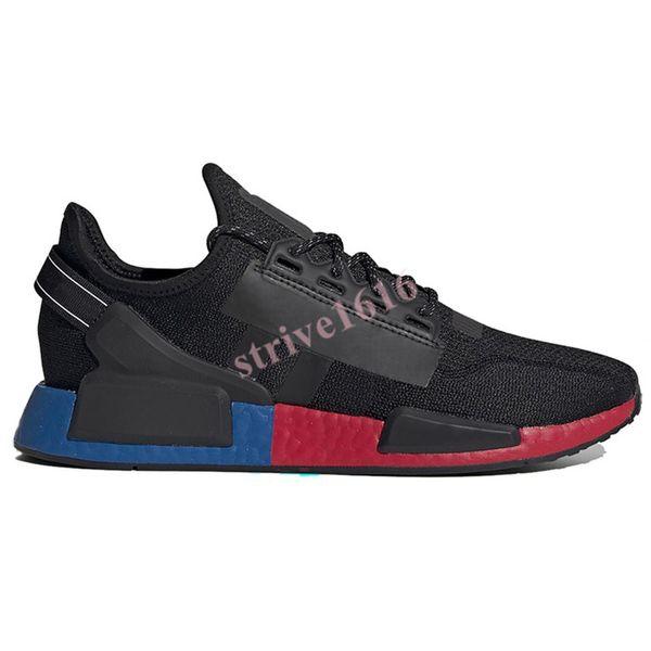 12 schwarz rot blau
