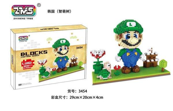 3454 con la scatola