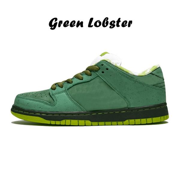 35 녹색 랍스터