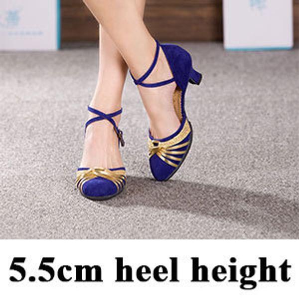 5,5 centímetros-BlueGold