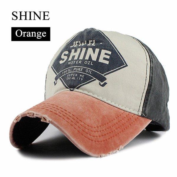 F211 Glanz orange