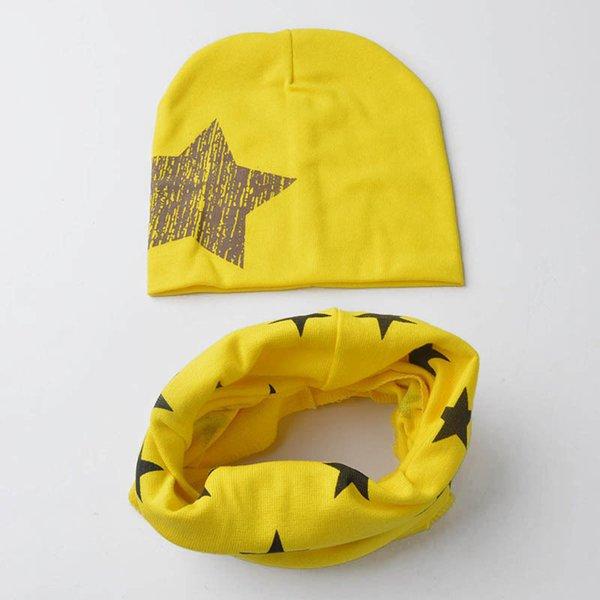 büyük yıldız sarı