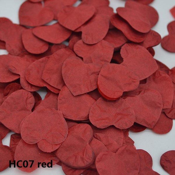 HC07 rojo