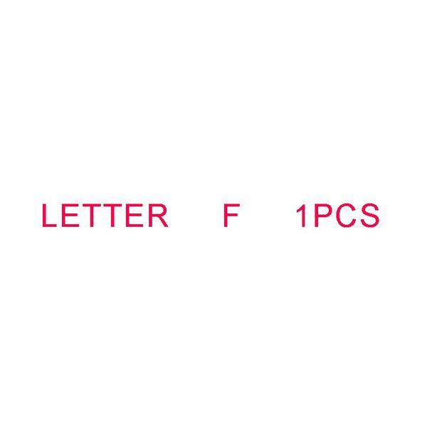 Letra F 1PCS