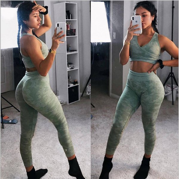 best selling TOYHOUSE Simple gradient starry sky leggings elastic breathable buttocks slim sports high waist peach hips female yoga pants