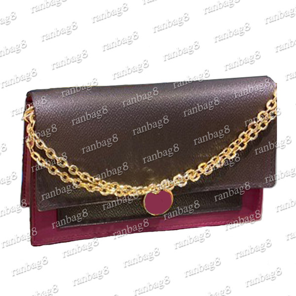 top popular Women's Flower Clutch Bags Flore Chain Handbags Small pouch Shoulder Bag Card Slots Inside Free Shipping Mini Crossbody Messenger Bags 2020