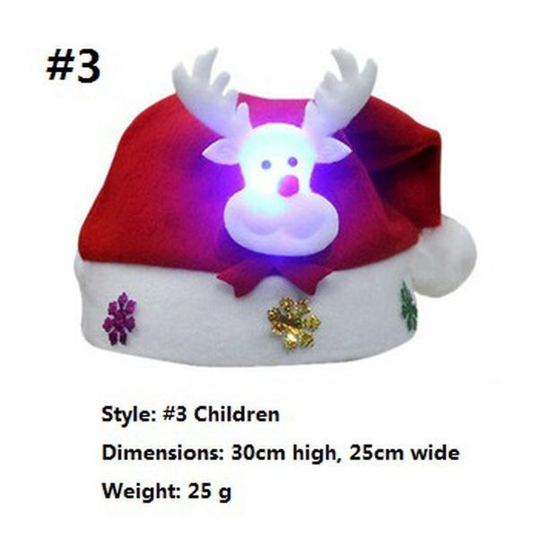 #3 children (lights)