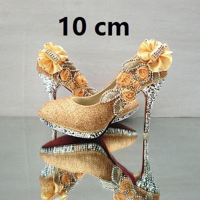 Ouro 10 cm