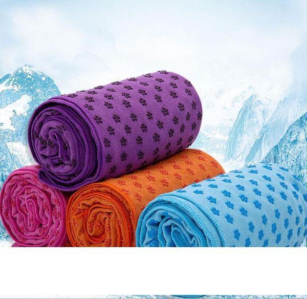 Micro Fiber Antislip Yoga Mat Towel Soft Skidproof Star Yoga fitness erercise Towel Antislip Yoga Mats Fitness Blanket Towel blanket