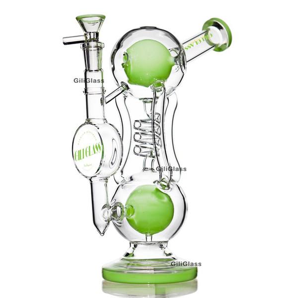 Gili-101 green with bowl