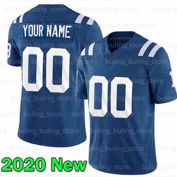 Personalizzato 2020 New Men Jersey (X M)