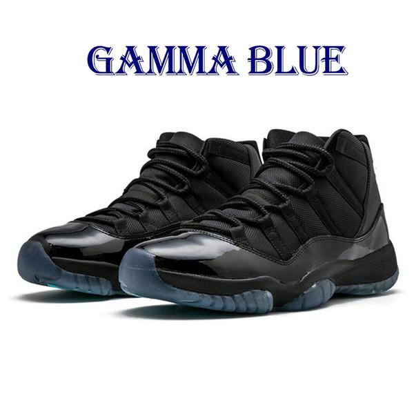 11s 5.5-13 Gamma Blue
