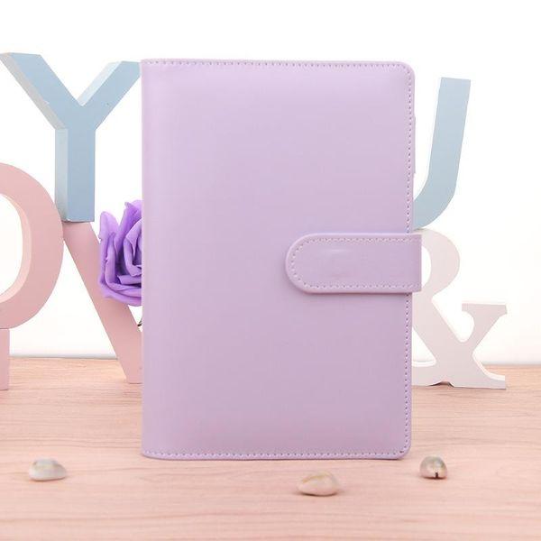 Purple A5