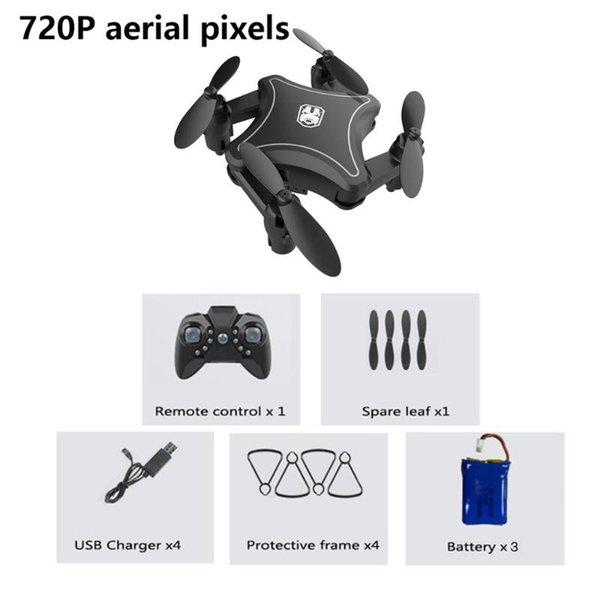 720P 3 Batterien China