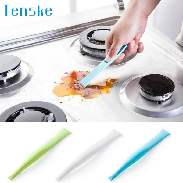 top popular SP 22 Mosunx Business 2020 Hot Selling Kitchen Bathroom Stove Dirt Decontamination Scraper Opener1 2021