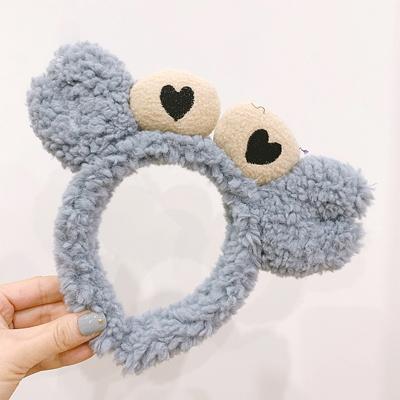 Haarbänder blau