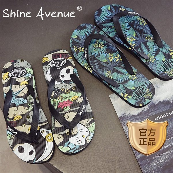 top popular NEW Flip Flops Summer Cork Slipper Clogs sandals for men and women luxury beach couple flip flops Mayari 35-44 2021