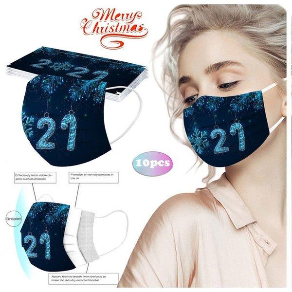 Erwachsener blau 2021 mit schmelzblown für expor