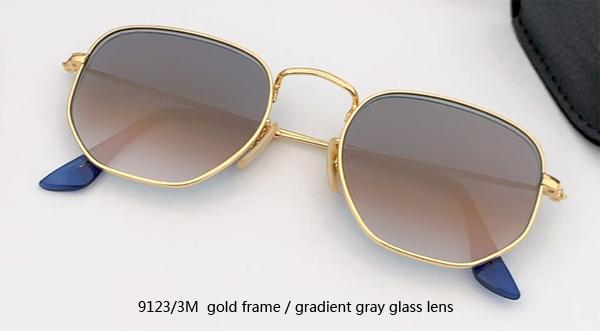 9123/3M gold/gradient gray