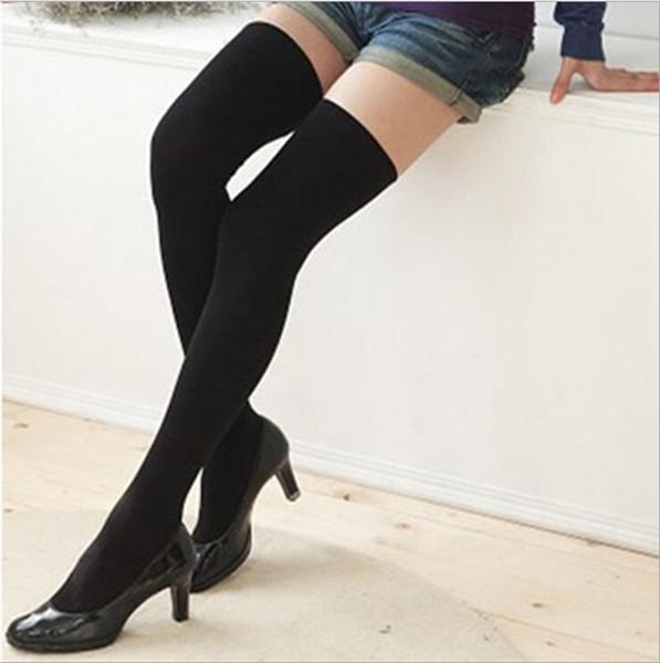 Pure Black Socks