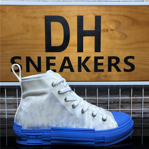 style9-High Top Gradient Blue