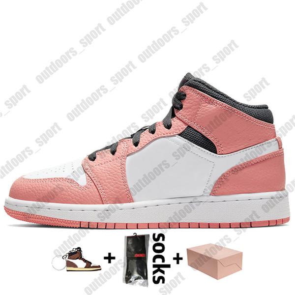 # 15 середина GS розовый кварц 36-40