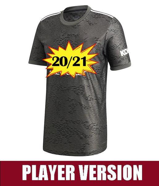 2021 Away oyuncusu
