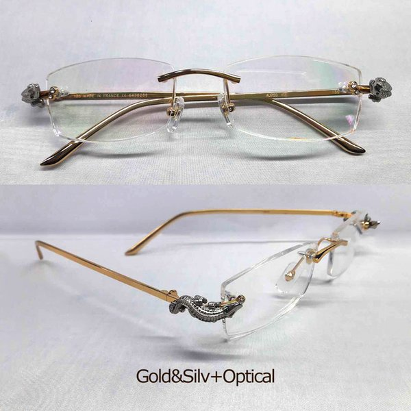 Goldsilv optique