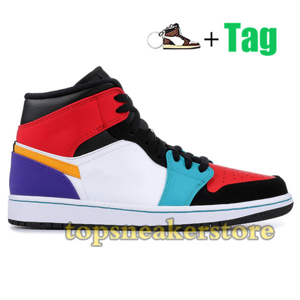 # 41- Mid Bred Multi Color
