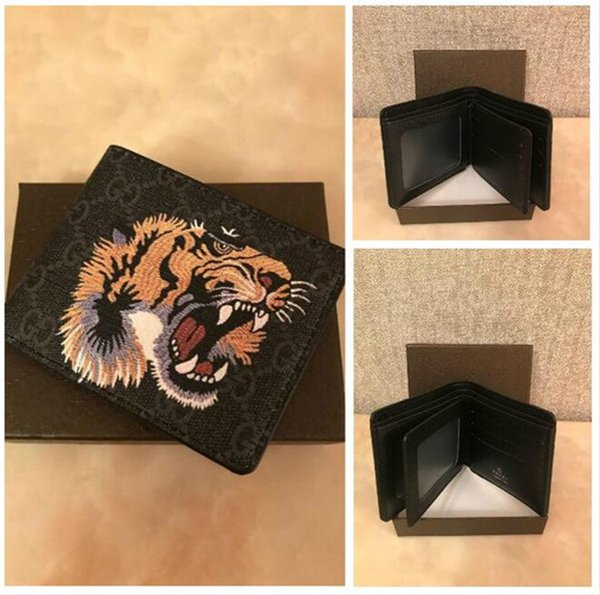Portefeuille Tiger G1-Noir