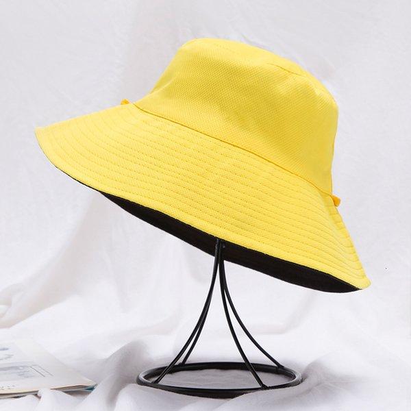 Reversible Yellow Black