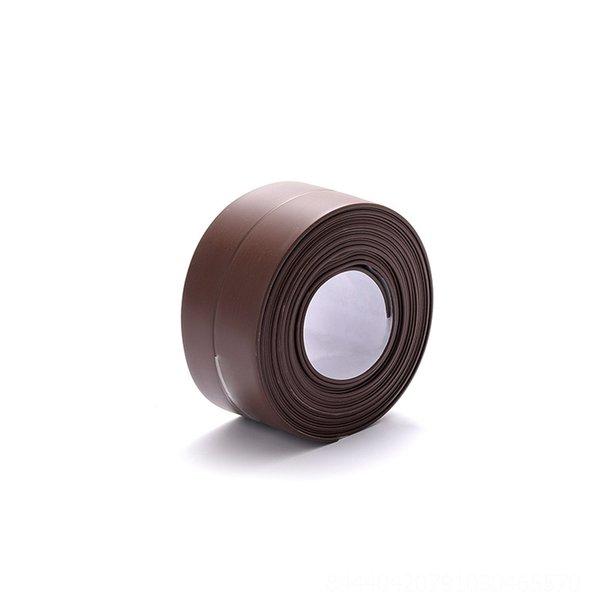 Brown de un solo pliegue ordinario de 3.2m x # 69962