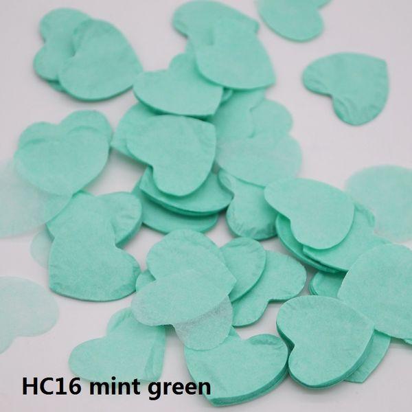 HC16 verde menta